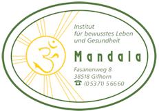 Christa-Maria Gerigk Mandala Institut für bewusstes Leben und Gesundheit