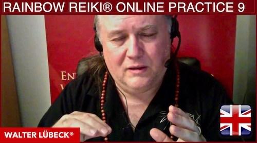 Walter Lübeck Rainbow Reiki Online Pratice 3