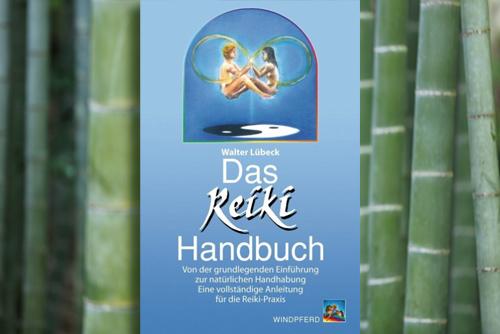 Cover des Reiki Handbuch