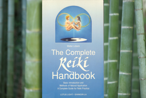 amazon the complete Reiki handbook